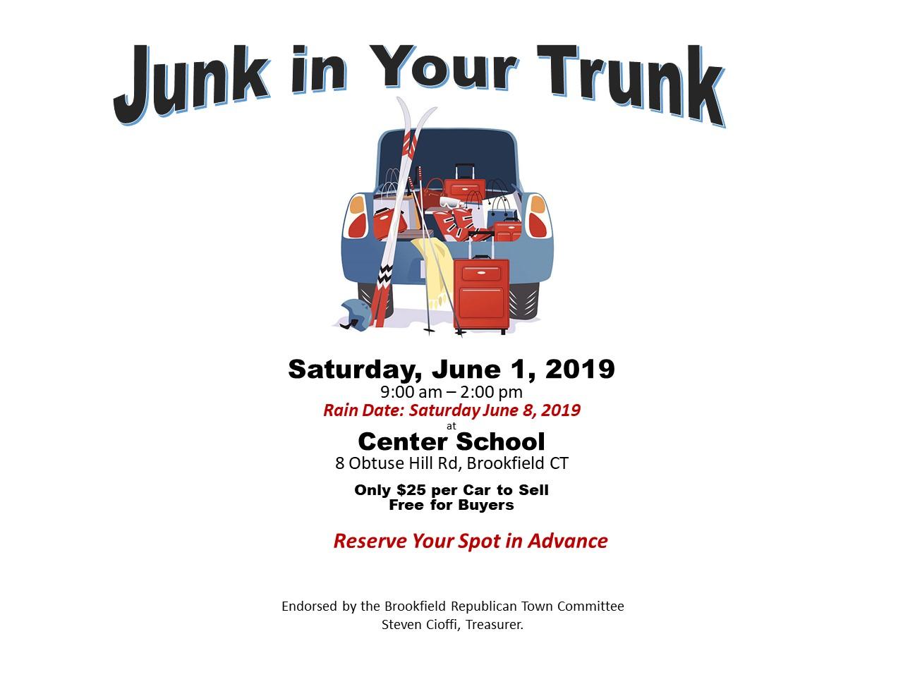 Trunk Junk Event